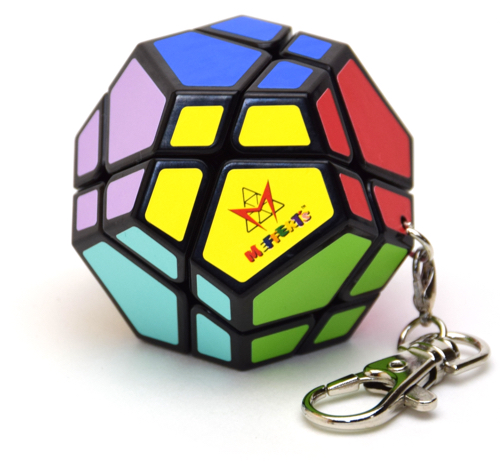 Meffert's_Skewb_Ultimate_Keychain デカミンクス 里田まい